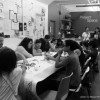 24-Hr Drawing Party @ Project Space