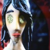 "Annie Briard's Cyber Claymation Doll in ""The Woods"""