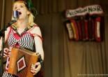 Squeezebox Talent: Accordion Noir Festival's Dance Party & Rebel Bellows