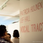 Vocal Tracts art exhibition at Wil Aballe Art Projects, Vancouver BC, 2013, photo by Ash Tanasiychuk for VANDOCUMENT