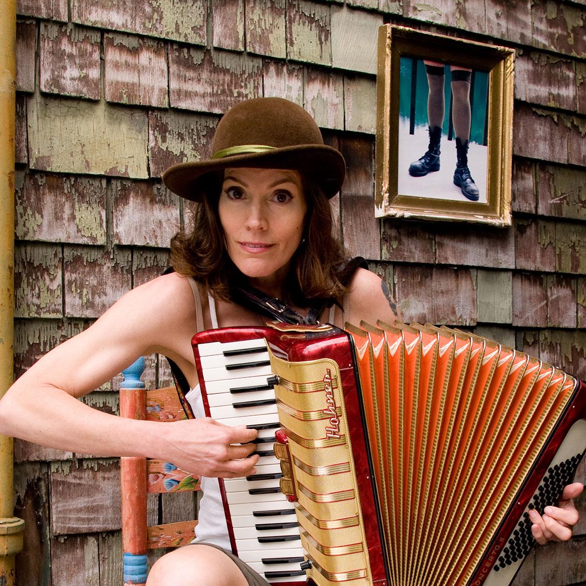 Katheryn Petersen. Photo courtesy the artist