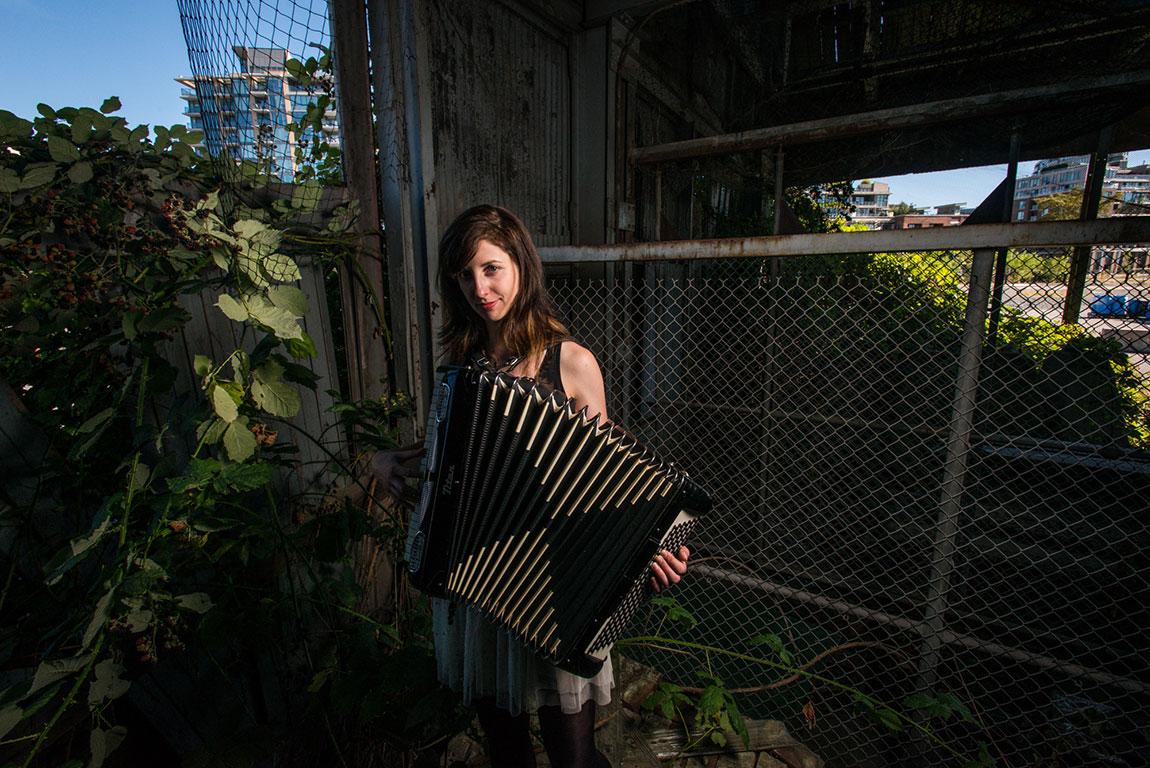 Proud Animal's Barbara Adler. Photo by Tony Hoare