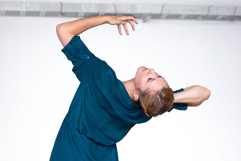 Meredith Kalaman. Photo by Payam Ir
