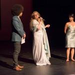Elizabeth Lewis Celeste and Kara Nolte speak with host Warren Dean Flandez. Photo by Ash Tanasiychuk for VANDOCUMENT