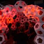 SymmetryGroup @ Vancouver Mini Maker Faire, 2014. Photo by Alisha Weng for VANDOCUMENT