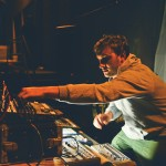 Chad Thiessen in Sounds at Sunset at Sunset Terrace, Vancouver BC 2014. Photo by Alisha Weng for VANDOCUMENT