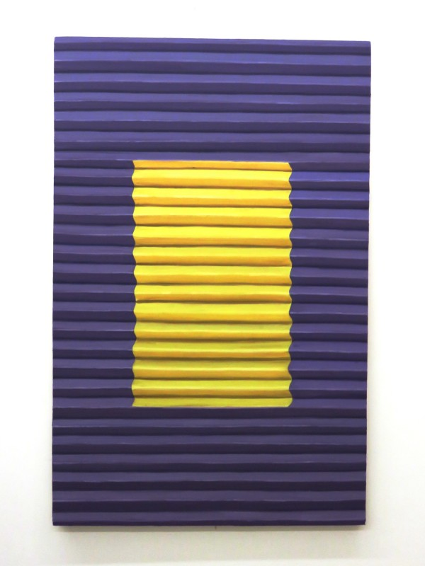 Painting by Brett Barmby. Review of exhibition at Avenue Gallery by Nicole Dumas for Vandocument.