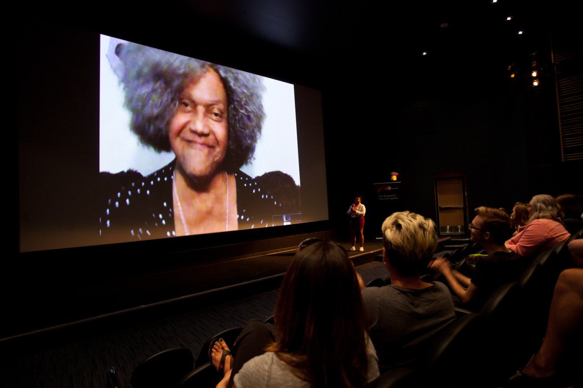 Major reception and film @ VQFF. Photo by Lukas Engelhardt