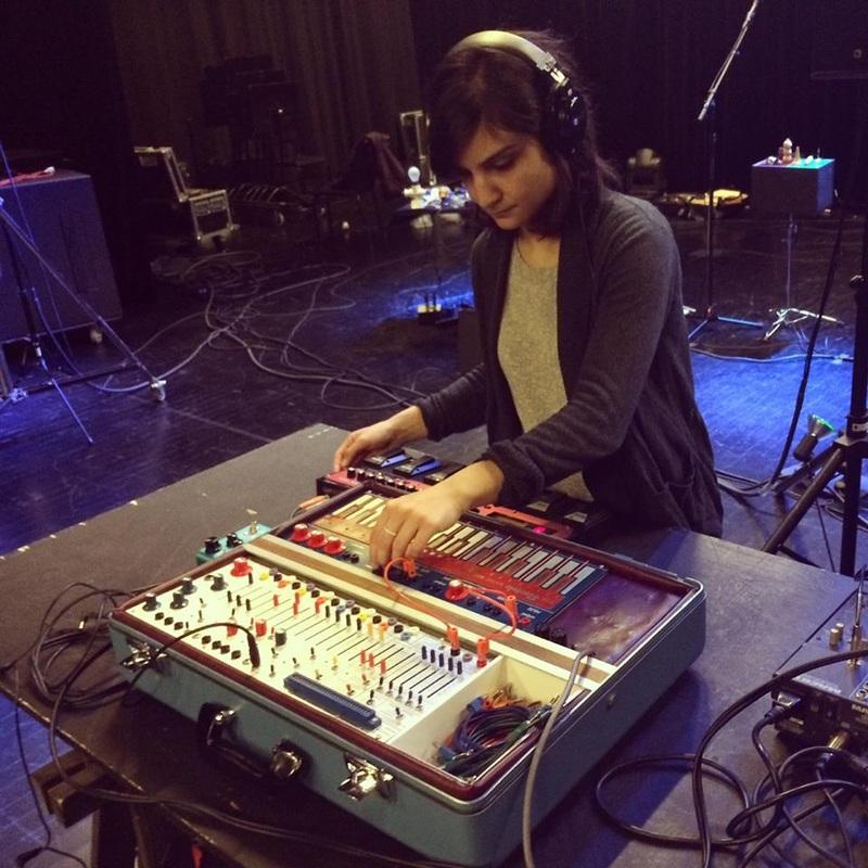 Davachi at Sound of Stockholm, 6 Nov. 2014