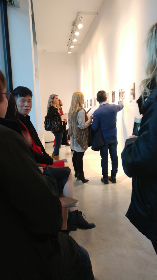 "Jessica Chu ""To Be In and To Long For"" at Lazy Susan, Audain Gallery. Photo by Ash Tanasiychuk."