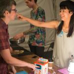Alanna Ho & Nathan Marsh - Workshop. Ash Tanasiychuk photo