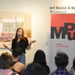 Vancouver Art Book Fair 2017. Photo by Alisha Weng