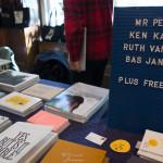 Vancouver Art Book Fair 2017. Photo by Jon Vincent.