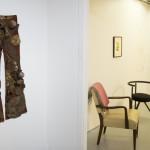 Matthew Shields exhibition opening at Patron Art House. Photo by Angelika Kagan