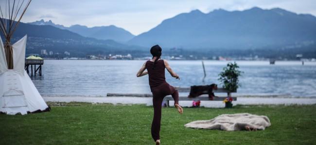 Dusk Dances Dazzle in Downtown's Portside Park