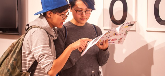 ISSUE Mag Launch and Vancouver Art/Book Fair Bring the Crowds to UNIT/PITT