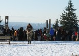 Why discuss the Burnaby Mountain protest?