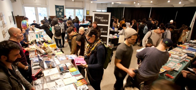 Vancouver Art Book Fair 2018