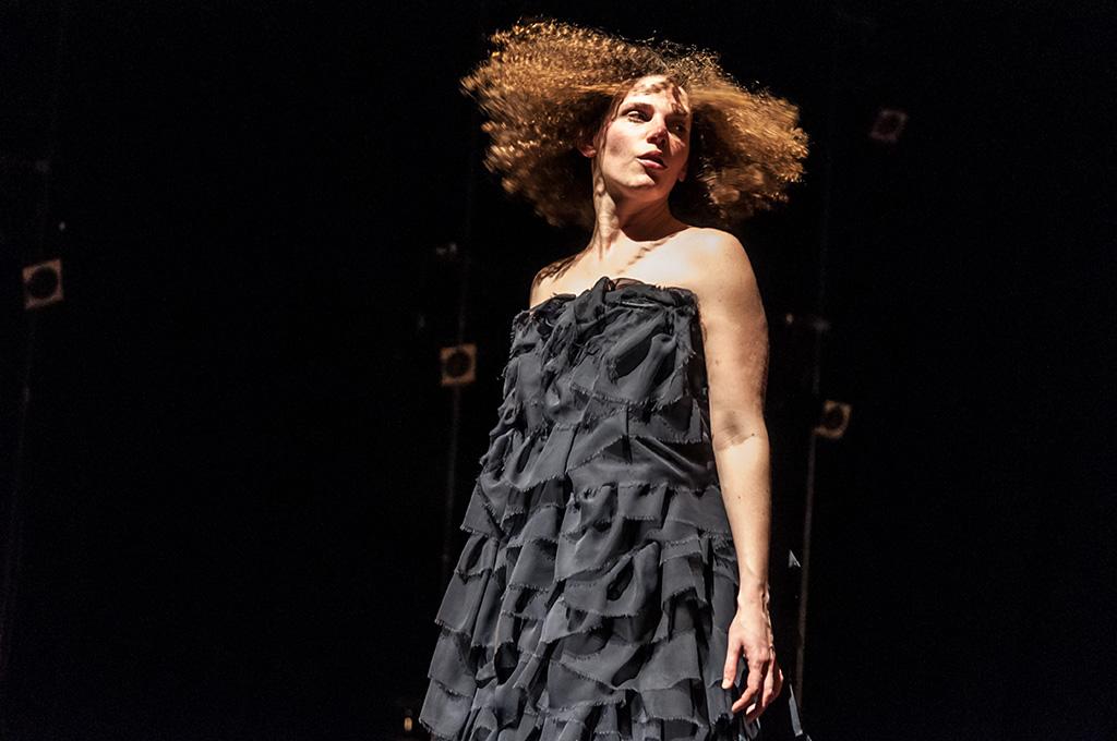 Luciana D'Anunciação in Echoes @ Audain Gallery