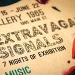 Barbara Adler, Extravagant Signals Series Curator