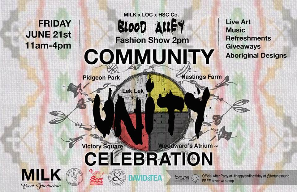 Community Unity Celebration
