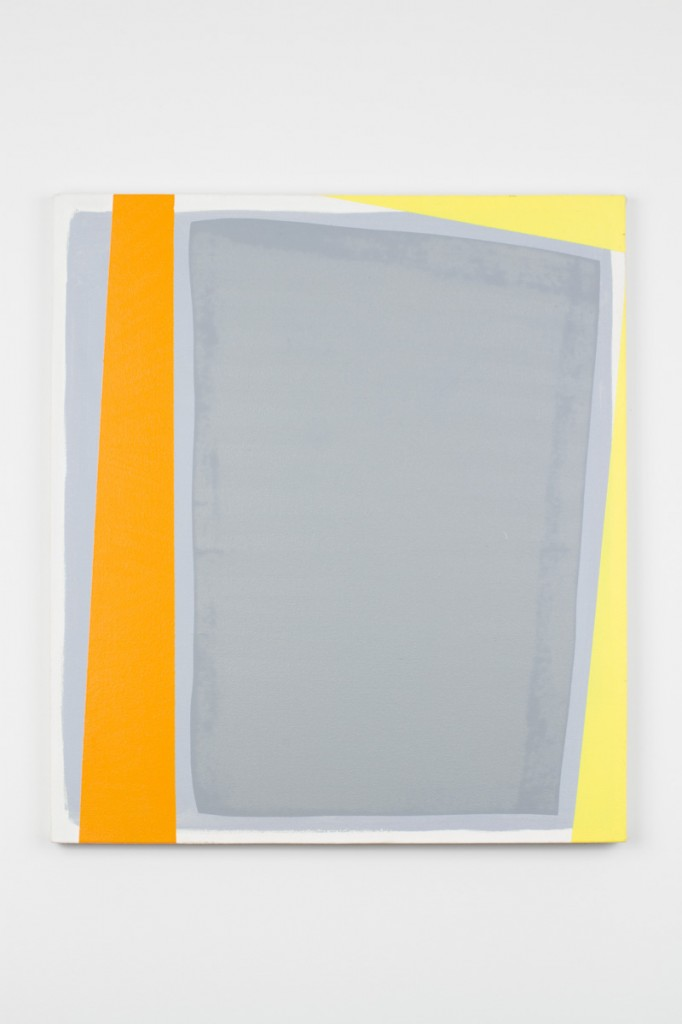 """Study with Yellow and Grey"" by Jonathan Syme"