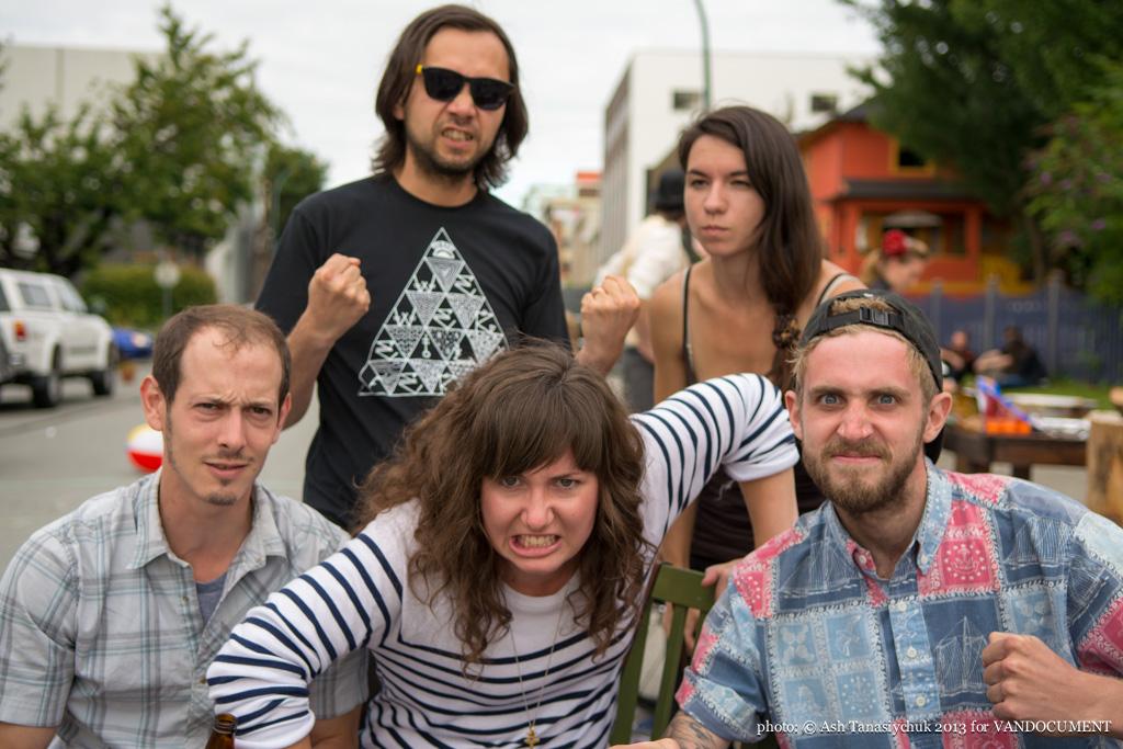 Six Fest, East Vancouver 2013, photo by Ash Tanasiychuk