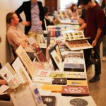 Vancouver Art Book Fair 2013 at Vancouver Art Gallery. Photo by Jon Vincent for VANDOCUMENT