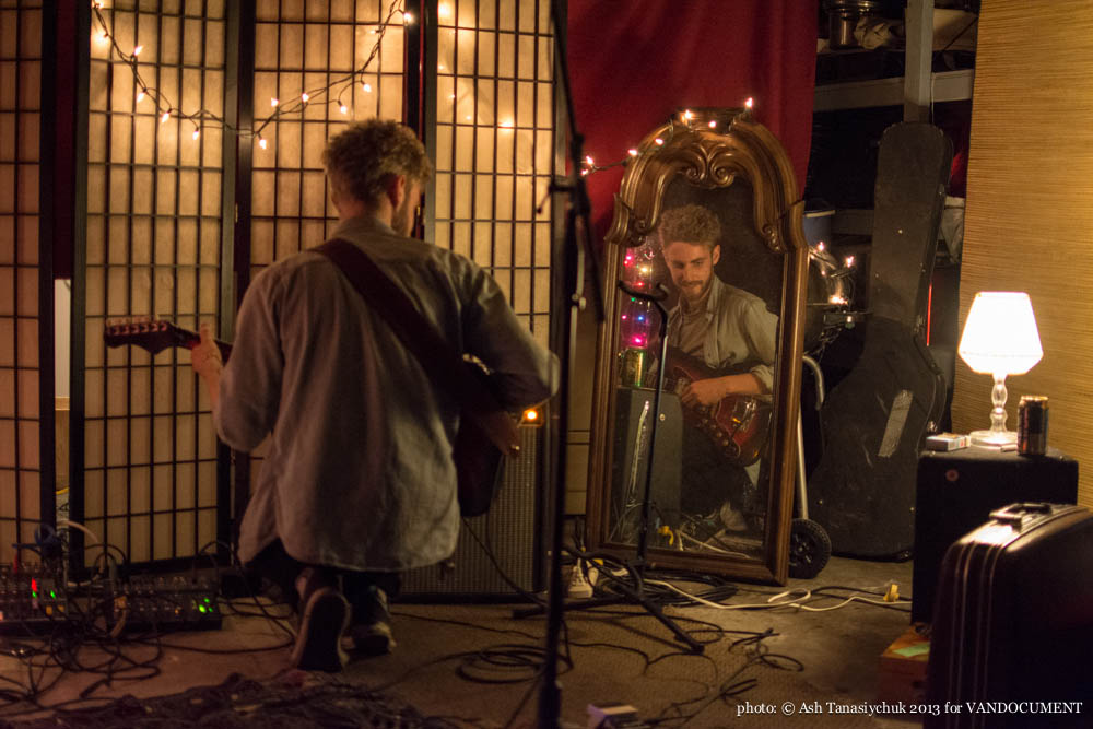 Vancouver band Phantoms Again. Photo by Ash Tanasiychuk for VANDOCUMENT 2013