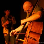 Torsten Müller performing at Destroy Vancouver, Snooze Fest @ VIVO, Sept 26 2013. Photo by Jon Vincent for VANDOCUMENT
