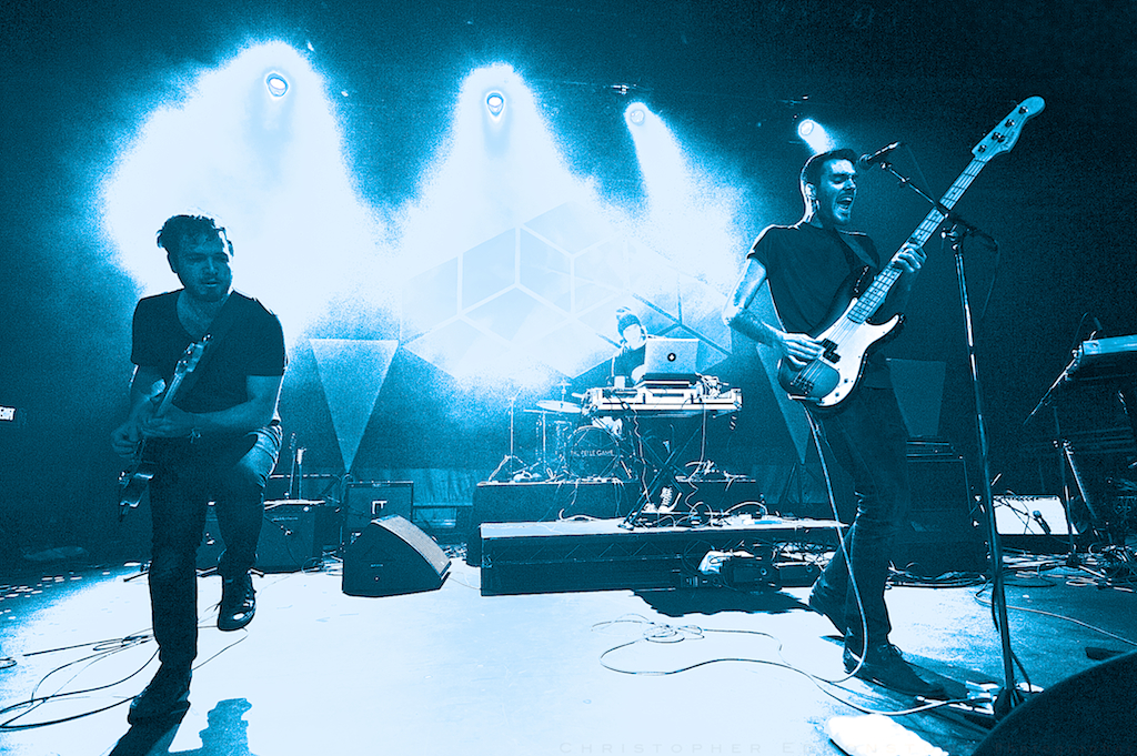 Bear Mountain @ Vogue Theatre, Vancouver BC, 2013. Photo by Christopher Edmonstone for VANDOCUMENT