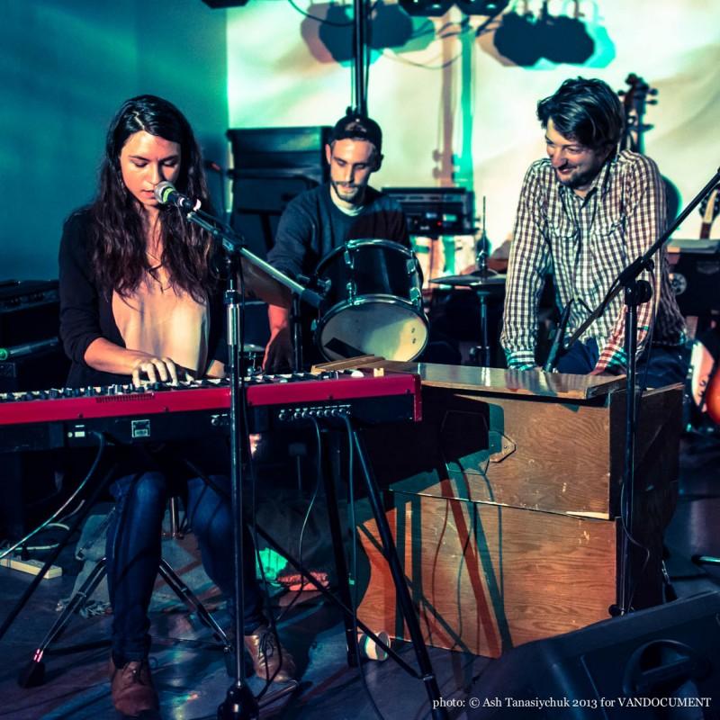 Pitre @ Dynamo Arts Association. Photo by Ash Tanasiychuk for VANDOCUMENT