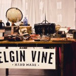 Elgin Vine Handmade @ Vancouver Mini Maker Faire, 2014. Photo by Alisha Weng for VANDOCUMENT