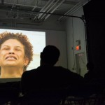 The Fourth Way screening @ New Forms Festival 13, Vancouver BC, 2013. Photo by Ash Tanasiychuk for VANDOCUMENT