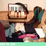 Klasika: auditioning the gear. Photo by Barbara Adler