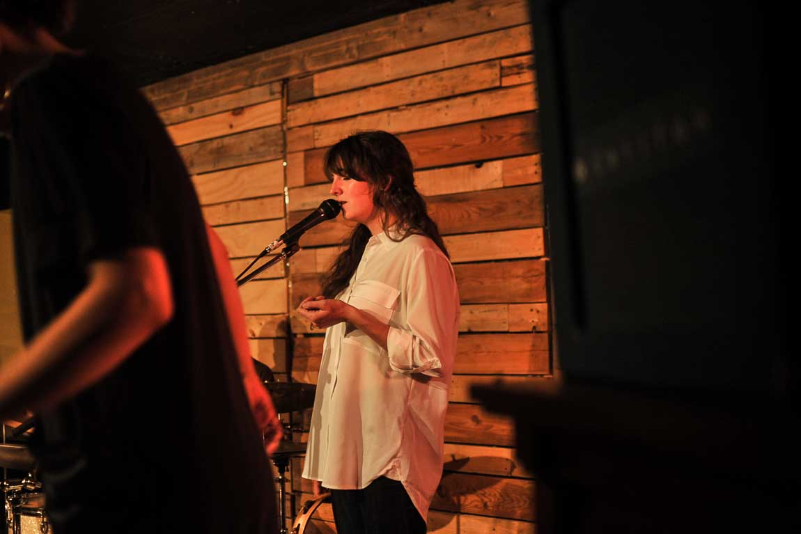 Jessica Ellen from Cast at China Cloud, Vancouver BC 2014. Photography by Andi Icaza-Largaespada for VANDOCUMENT.