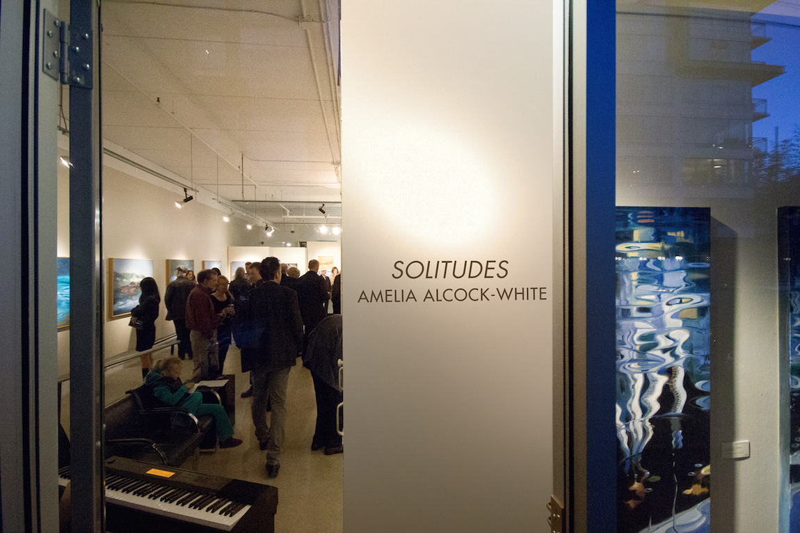 Solitudes @ Petley Jones Gallery