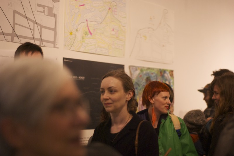 Field Studies @ Access Gallery by Corie Waugh