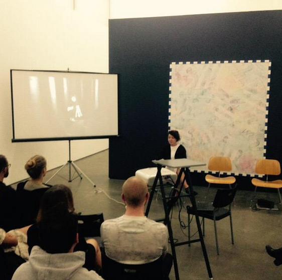 Signal Loss. Feedback Series: Julia Dault at the CAG 12 May 2015.