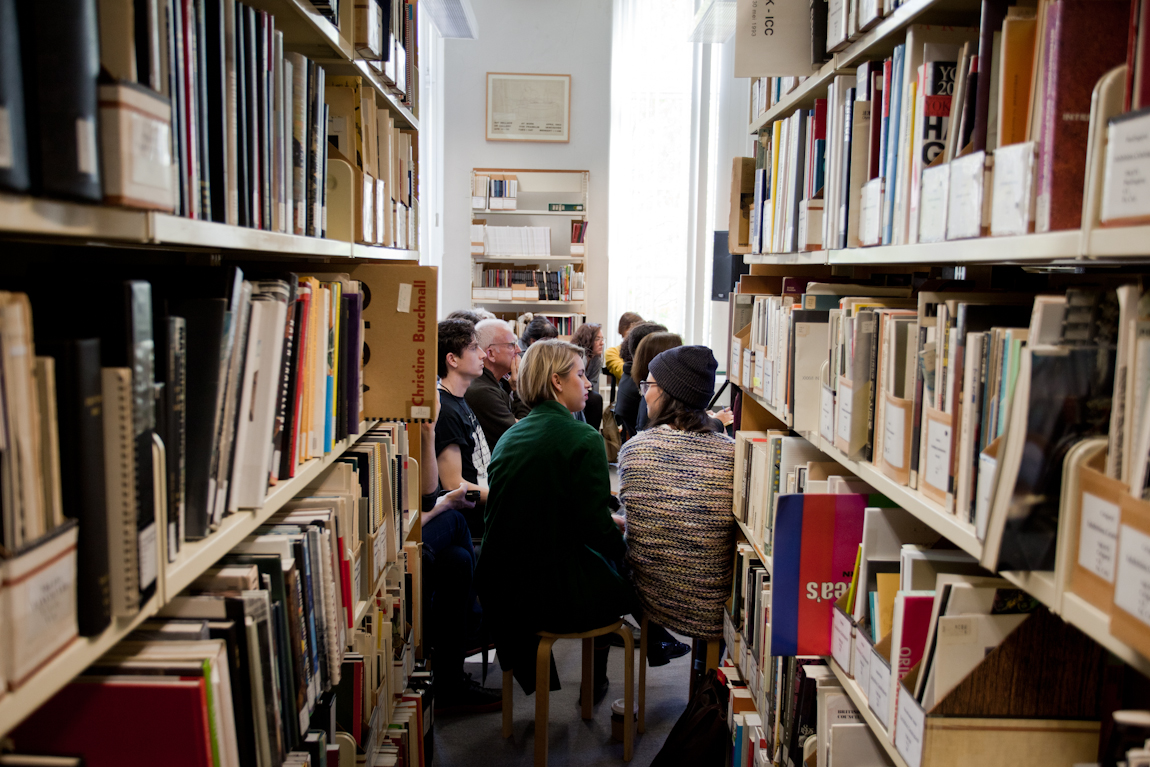 Vancouver Art/Book Fair 2015 at Vancouver Art Gallery. Photo by Lukas Engelhardt for VANDOCUMENT.