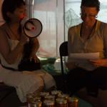 Minah Lee & Marcelo da Silva - How to Ferment Love Letters. Ash Tanasiychuk photo.