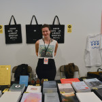 Vancouver Art Book Fair 2017. Photo by Alisha Weng